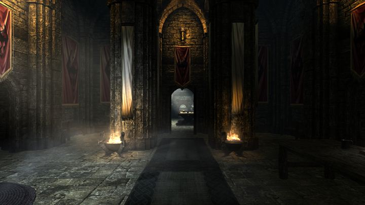 Realistic Lighting Vision Brighter Dungeons And Interiors